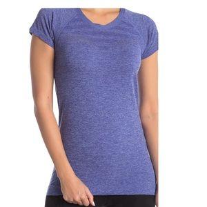 Z By Zella Move Thru Short Sleeve Seamless T-Shirt
